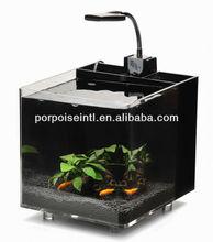 2013 new design aquarium Acrylic Fish Tank of mini size