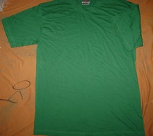 Basic T-shirt, Bulk quantity T-shirt, Stock lot