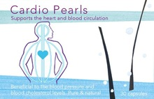 Cardio pearls natural remedy