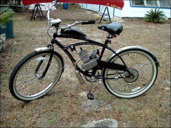 Limited 80cc Bicycle Motor Engine Kit Motorized Bike