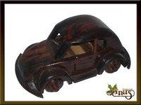 Vw Bettle Wooden Craft