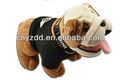 Pelúcia bulldog/bulldog pelúcia/cachorro de pelúcia/brinquedos de pelúcia bulldo