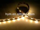 DC 12V SMD5050 Warm White Flexible LED strip lights