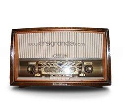 German Vintage Radio Schaub Lorenz Savoy