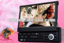 BIG USB PORT 2013 new design touch screen car media player