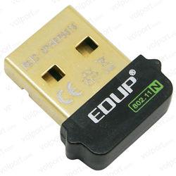 Mini 150Mbps USB WiFi Adapter/ Wireless Network Card, Nano WiFi Dongle