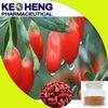 natural goji extract goji powder extract polysaccharides