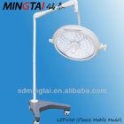 Movable LED surgical medical light