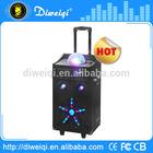 Big power professional speaker/ DJ speaker with function USB/SD/FM /MIXER ( bluetooth function optional)