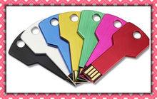 Colorful Matel Mini usb key,easy carry and free ,easy plug and use1GB~ 32GB usb gift set key usb 2gb