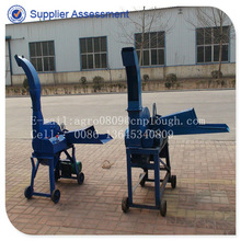 crop cutter for animal feed corn stalk chipper