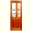 WOODEN SOLID DOOR