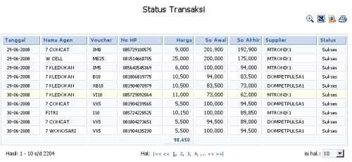 Server Pulsa Elektrik Software
