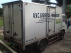 A. V. C Logistics Forwarders