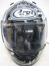 Arai RX-7 Corsair Wraith Motorcycle Helmet Large