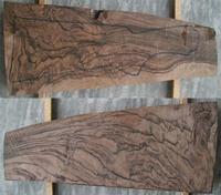 turkish walnut gunstock blank