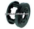 La máquina de granallado de piezas de repuesto- cubo de la rueda