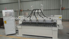 Wood cnc 2 axis router kit machine centre price good 2D/3D sculpture machine /Multihead CNC Router with Two head RDM-1325-2