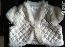 fur fabric baby blanket