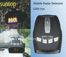 2013 protable full band car radar detectors legal