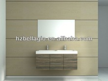 2014 high glossy bathroom mirror cabinet, light mirror cabinet, bath cabinet for plywood box kitchen cabinet