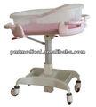 bebê berço cama de hospital açoinoxidável bebê berço