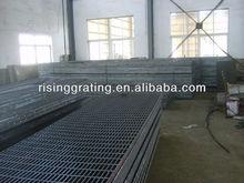 hand welding heavy duty steel grate