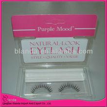 Natural diamond eyelashes, premium fashion lashes