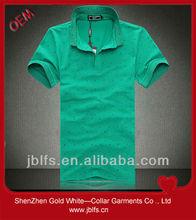 2013 men's polo dot pattern grey t-shirt
