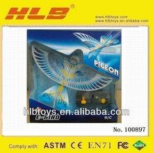 RC Bird , E-Bird , RC Flying Bird , Electric birds , Real bionic flapping wing flight #100897