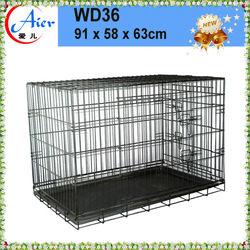 wholesale pet cages plastic dog kennels