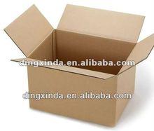 corrugate/carton packing box