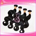confiável de alta qualidade da malásia onda do corpo brasileiro cabelo de trama nomes de cabelo humano