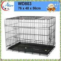 Small poultry house wire cage for dog