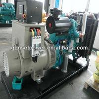 40kw to 800kw Wiring Control Panel Genset with Cummins Engine