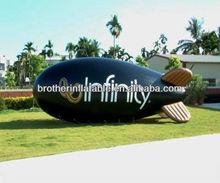 Advertising Helium Blimp Promotion