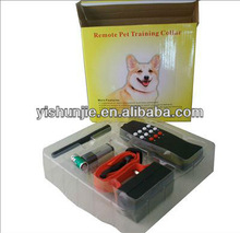 high quality Remote control dog training SOUND with STATIC SHOCK collar