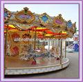 Frères ali fabricant professionnel!! Parc à thème d'attractions manèges carrousel de chevaux à vendre