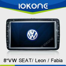 Seat Leon IOKONE 2 DIN Car auto radio