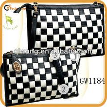 knitting clutch bag for women evening handbag for ipad GW1184