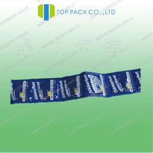 new arrival aluminum foil condom packaging