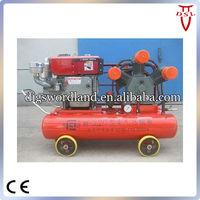 w3.2/7 diesel portable piston air compressor for sale