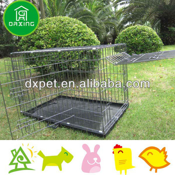Stainless Steel Dog Cage DXW003
