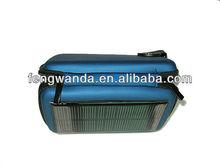 35W 1800MAH Digital Camera / Laptop / iphone / MP3 / MP4 Solar Charger Bag