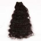 Wholesale alibaba China factory 5a top grade natural wave 24 inch human hair weave extension