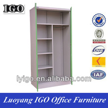 top quality steel wardrobe closet cabinet
