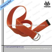 web style orange belt