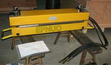 PVC/PU conveyor belt hot vulcanizing press machine