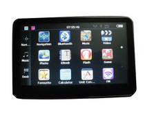4.3 inch Portable Car GPS Navigation, Built-in 64M RAM, FM Audio Transmitter and Game Function, SC GND-4318