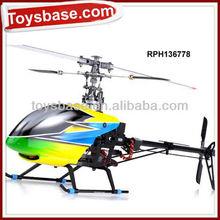 2.4G 6 channel titan 450 se v2 rtf helicopter